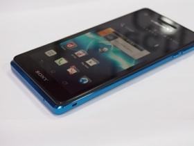 藍色日版更銷魂:Xperia AX SO-01E 試玩