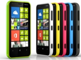 入門級 WP8 Nokia Lumia 620 發表
