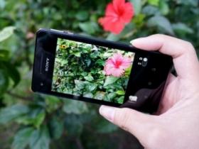 Sony Xperia V 相機、音樂功能 深入體驗!