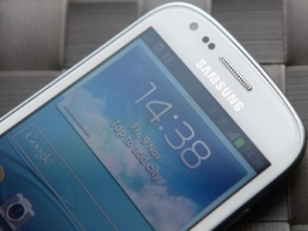 Galaxy S3 mini 四吋雙核機,1/3 在台發表