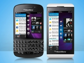 RIM 改名 BlackBerry 發表 Z10、Q10 雙機