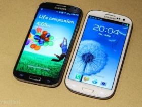 Samsung Galaxy S4 黑白雙色 實機圖集