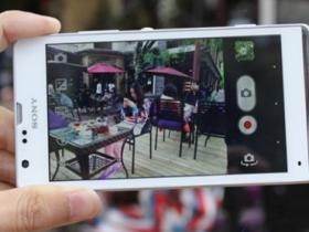 Sony Xperia SP 拍拍雲南麗江古城風光