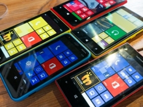 Nokia Lumia 全系列集合 相片轉呈新玩法