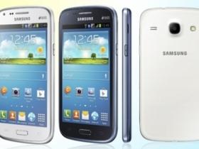 三星發表 Galaxy Core:雙核雙卡入門款