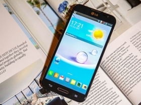LG Optimus G Pro 更多測試:相機 效能 介面