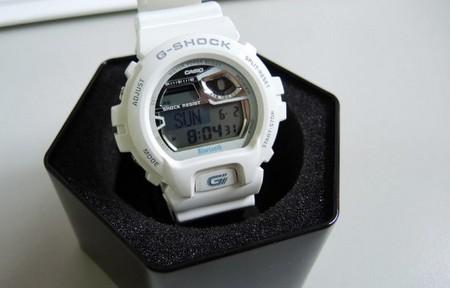 [開箱] Casio G-SHOCK 藍牙手錶 GB-6900AB