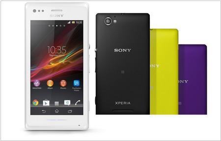 Sony 發表 Xperia M / M Dual 雙核手機
