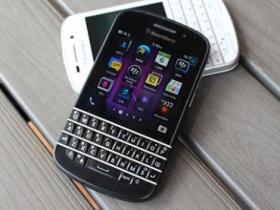 鍵盤商務手機:BlackBerry Q10 港版試玩