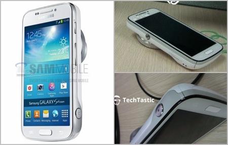 Galaxy S4 Zoom 實機照曝光 搭載 10X 光學變焦
