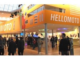 2004 德國漢諾威 CeBIT 電信展 -- Motorola (上)