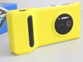 Nokia Lumia 1020 實測(一):開箱、外型