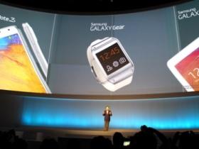 三星 Galaxy Note 3 / Gear 手錶 柏林正式發表