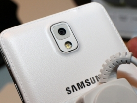 三星 Note 3 近距接觸:類皮革 新感覺 多彩配件