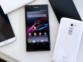 手機五強 攝力初試:Z1、One、G2、920、S4