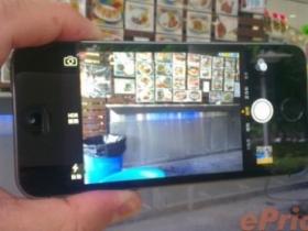 999 張連拍!iPhone 5s、iPhone 5 實拍比拼