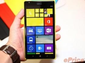 Nokia 1520 頂規六吋機,23,900 元你買不買?