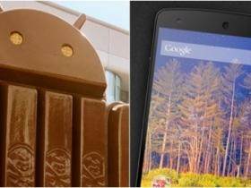 Google 正式發表 Android 4.4 與 Nexus 5!