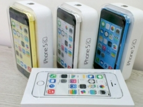 現減千元!iPhone 5c 成蘋果史上最速跌價手機