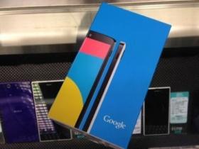 港版 Nexus 5 到貨!開箱初試 Android 4.4