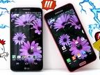 韓系雙姬:Galaxy J vs. LG G2 想帶誰回家?