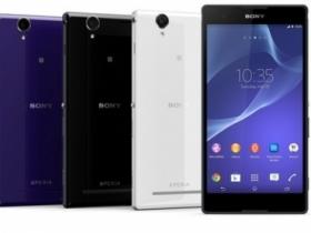 Sony T2 Ultra 發表:四核六吋、中價位 LTE