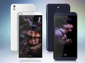 HTC Desire 816、Desire 610 中價位 玩 4G