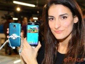 強化實際面應用:三星 Galaxy S5 現場搶先試玩