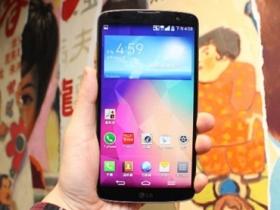5.9 吋大螢幕 + 窄邊框!LG G Pro 2 一手實測