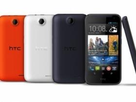 HTC 發表 Desire 310:MTK 四核、四月登台