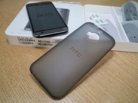 HTC One M8 上市開箱!盒內直送原廠保護套喔