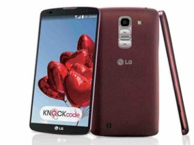 LG G Pro 2 推冰晶紅新色,送專屬保護套