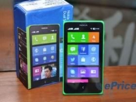 諾皮安卓骨 Nokia X 一周試用心得分享
