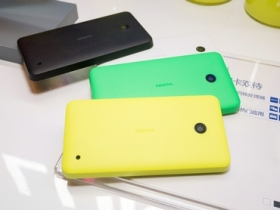 Lumia 630 上手測:雙卡首發 用 WP8.1 新系統