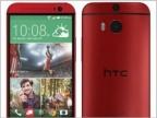 紅色版 HTC M8 預計本週末在台上市