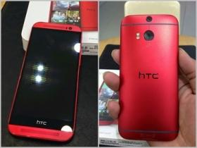 熱戀紅 HTC One M8 32GB 簡單分享
