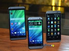 HTC mini 2 實測、M8 / Desire 816 比較