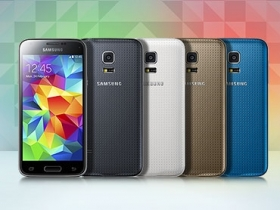 S5 mini 發表:三大迷你手機比一比