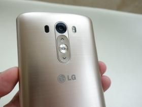 LG G3 3GB RAM 版 開箱