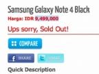 Note 4 規格 售價遭提前曝光