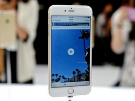 5.5 吋 iPhone 6 Plus 真機報導
