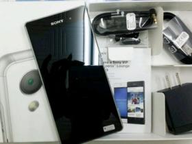 Sony Z3 到貨開箱 充電底座還要等