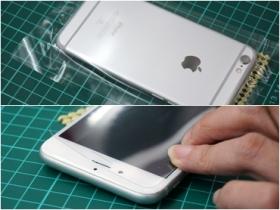 iPhone 6 弧面螢幕保護貼的選擇?