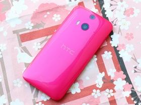 HTC Buttefly 2 櫻桃紅實機圖賞