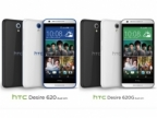 HTC 發表雙卡 Desire 620、620G