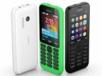 微軟推 Nokia 215:極簡功能手機