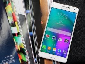薄樂美型:三星 Galaxy A7 測試