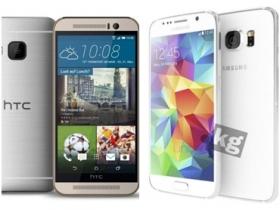 HTC M9 vs.Samsung S6 你期待誰?