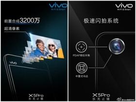 Vivo X5Pro 將飆 3200 萬畫素自拍