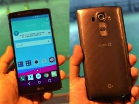 LG G4 韓版現身,馬上實測